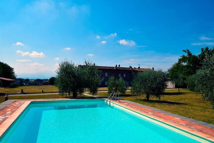 Ringo Country House, piscina e grande giardino