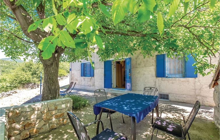 Holiday cottage with 1 bedroom on 51m² in Meja Gaj