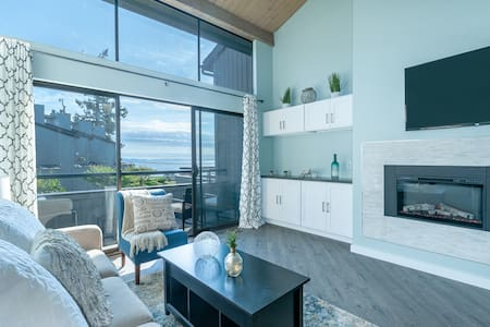 Birch Bay-waterfront condo-great pl to get away