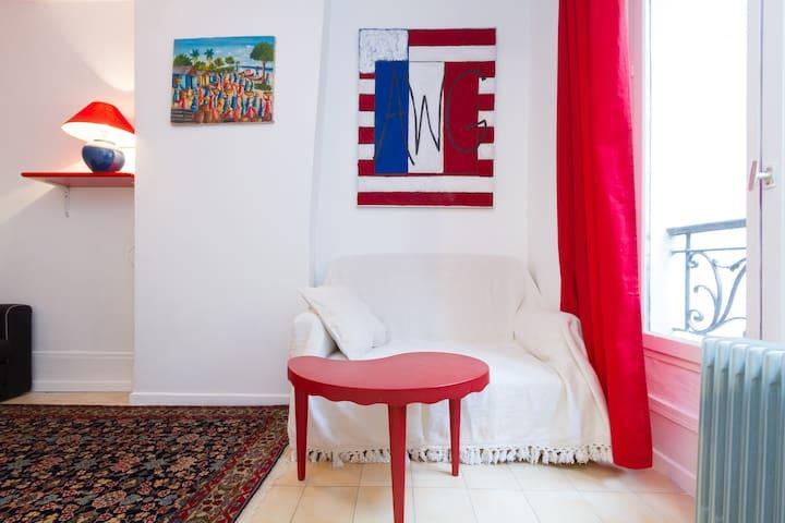★CUTE Apartment in Montparnasse★