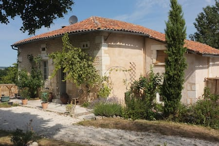 French Bed&Breakfast with pool   - Bouteilles-Saint-Sébastien - Bed & Breakfast