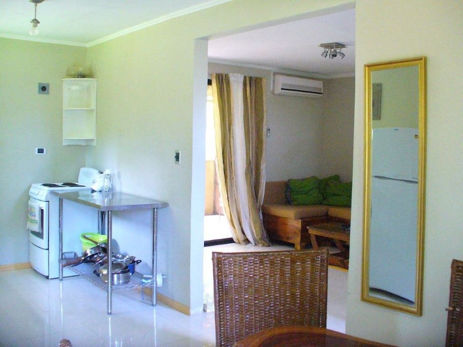 One-bedroom apt at Fuego Lodge, CR
