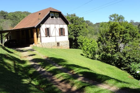 Beautiful cottage in Gramado - 5min to Downtown!