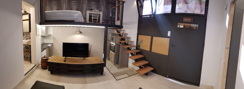 Apartamento muy funcional