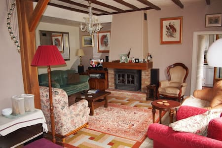 Central France B&B in the Loire  - Chavin