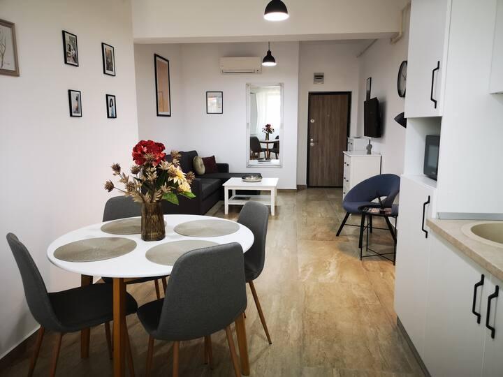 Chic Central Apartments - Café au lait
