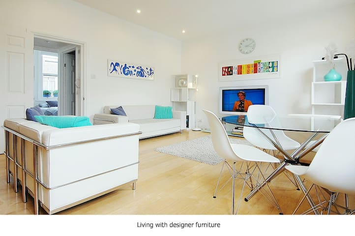 A Designer Beautiful Flat Super Location & Central - London - House