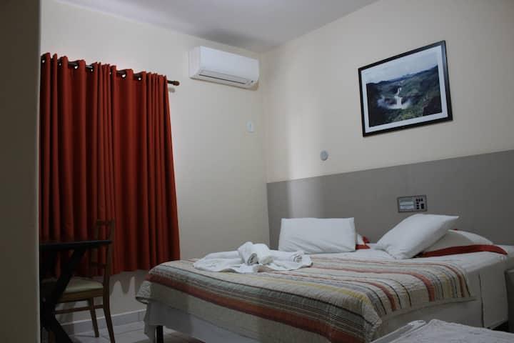 Apartamento Privativo em Hotel