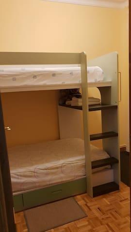 Pequeña room-Madrid Río
