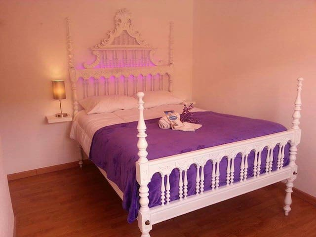 Triple Room,  Private Room, shared bathrooms - Alcobaça - Bed & Breakfast