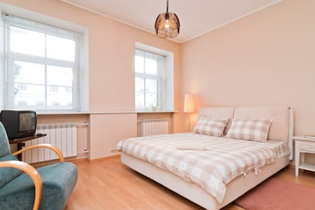 Apartment in golden triangle SPb - Sankt Petersburg - Wohnung