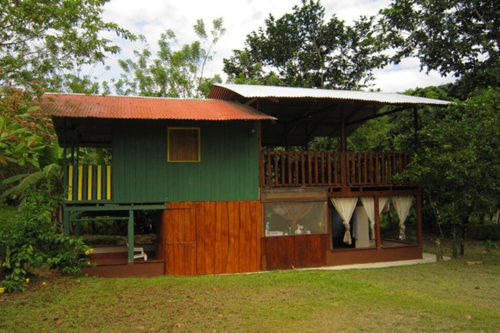 River-front Cabin at Buenaventura