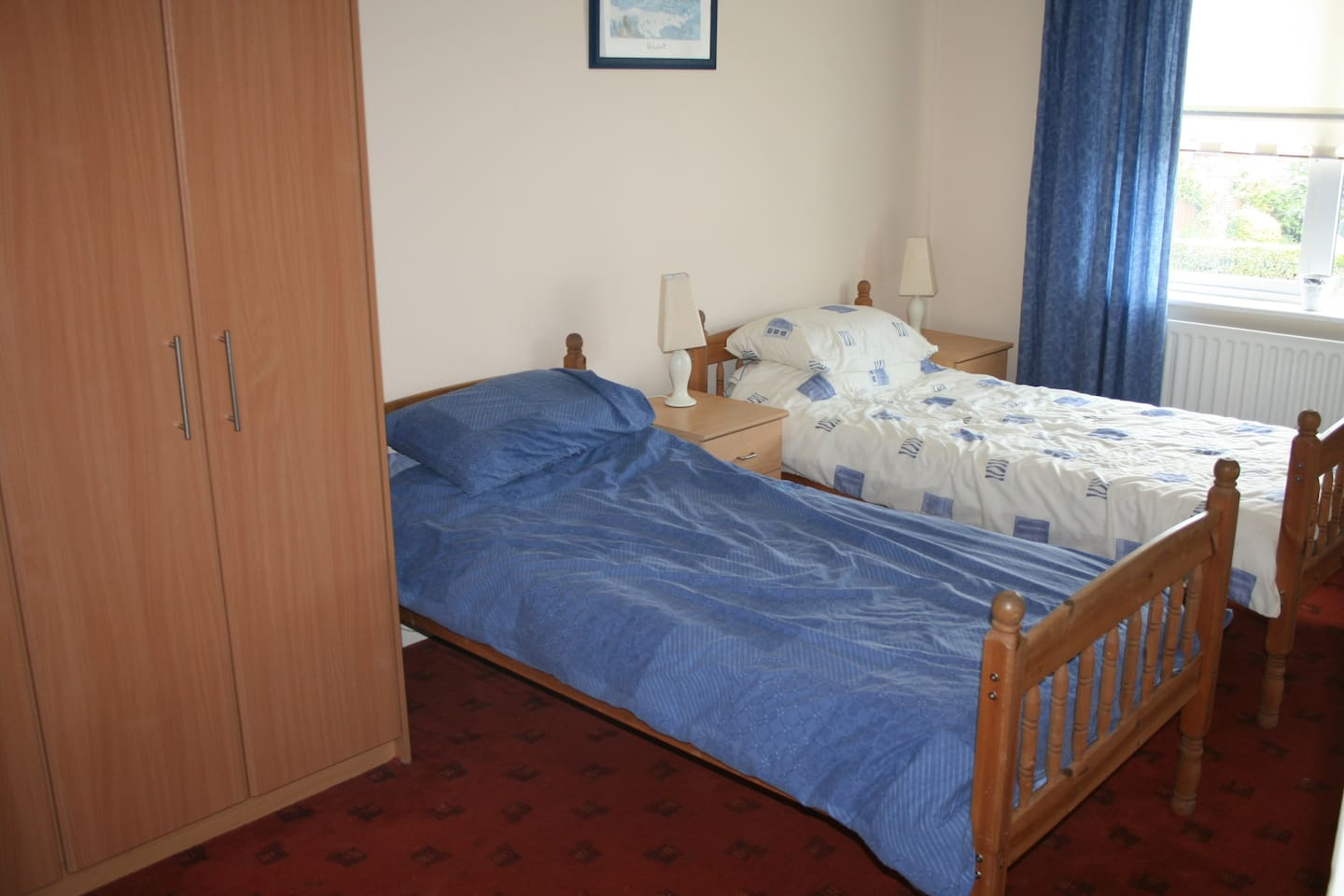 Dublin 11 Twin Room - Share Owner