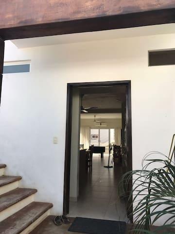 Casa de Gaby - Puerto Escondido - Daire