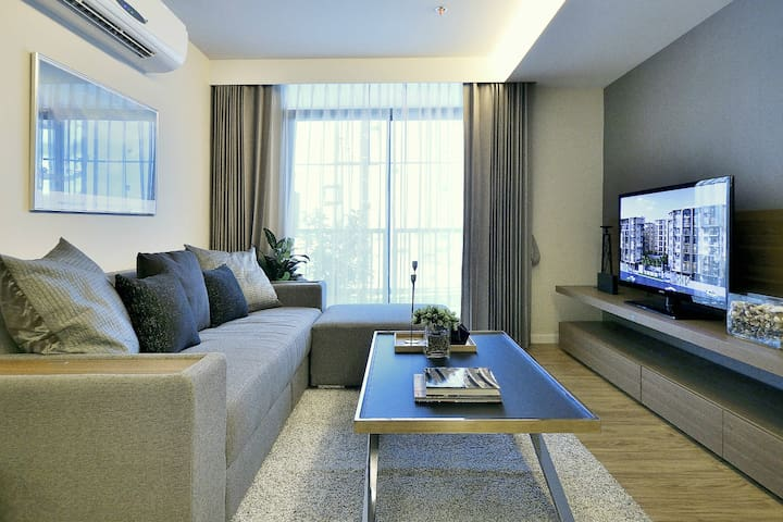 R女神套房/R Goddess Suite - Bangkok - Appartement