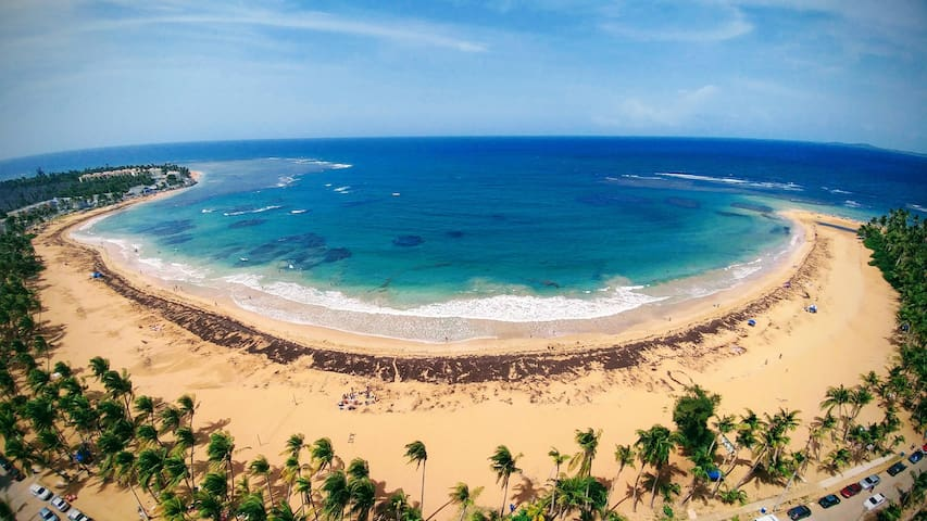 Costa Azul 20th story Beachfront studio Luquillo