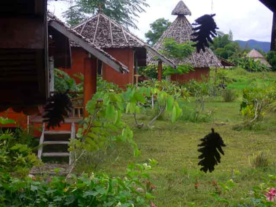Amazing Views Thai Style Bungalow 2
