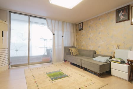Center in Seoul(Good location!!) - Seoul - Apartment
