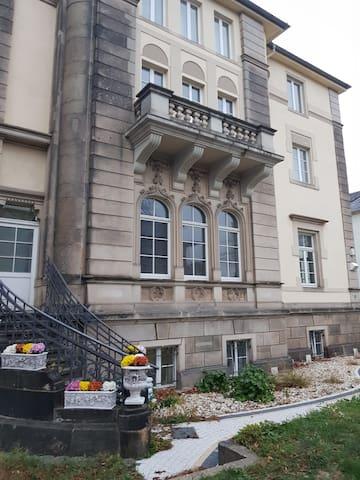 Standard Zimmer 111 im Hotel-Villa-Lalee