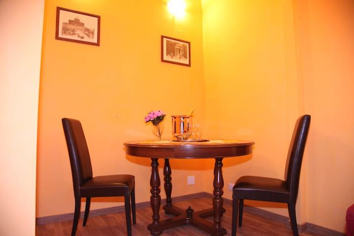 Joy's suite home in Rome Vaticana - Roma - Pis