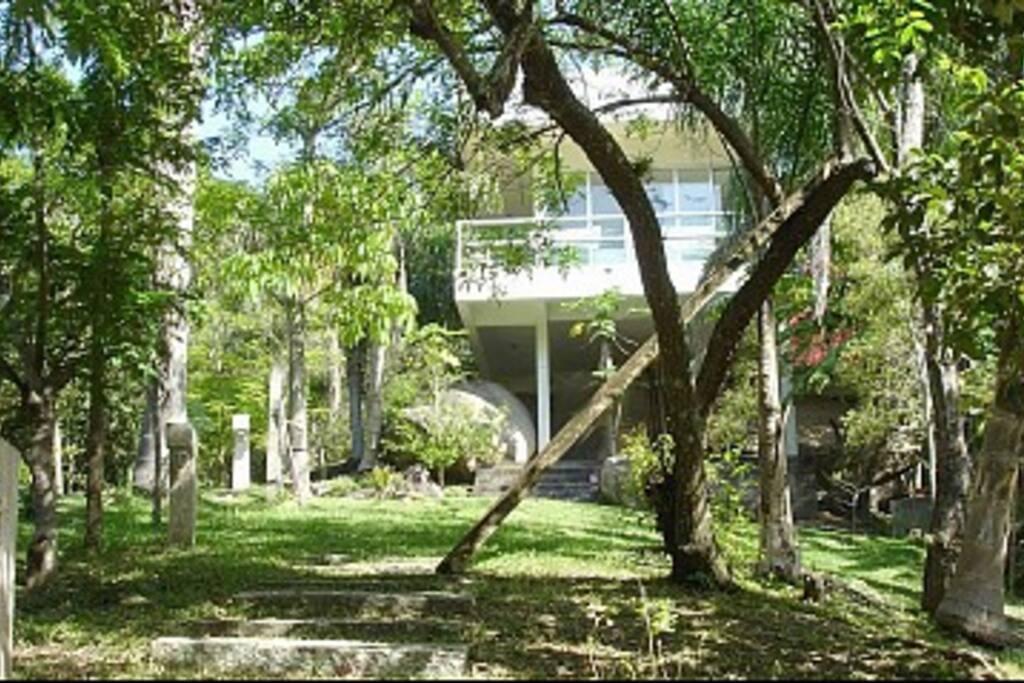 Vista da casa de cima - casa 2