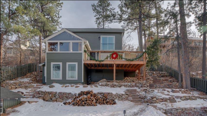 Luxury Cabin in The Broadmoor Area - Colorado Springs - Casa