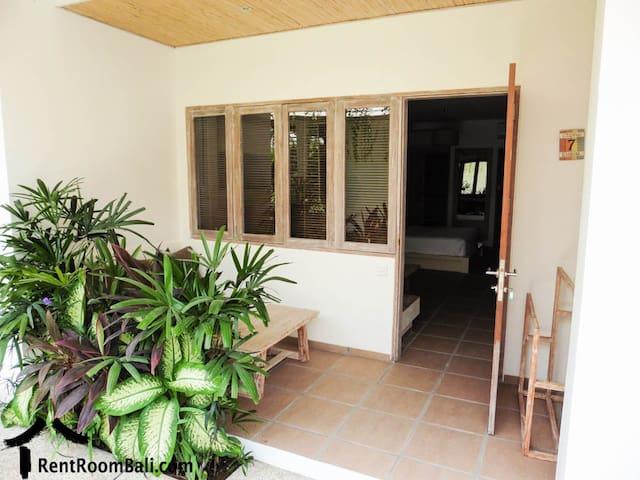 Private Room in seminyak for 2 pax