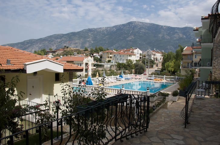 Lovely Holiday Apartment Fethiye B3 - Ölüdeniz - Apartamento