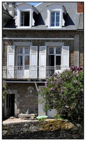 Lovely historical house in Brittany - Saint-Briac-sur-Mer