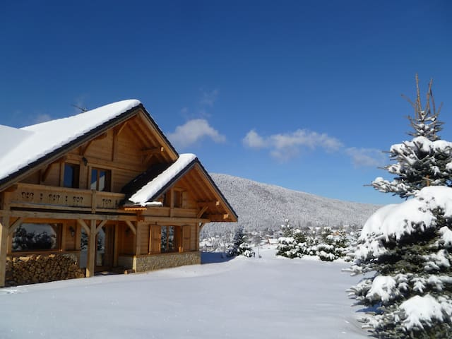 4 cosy Bedrooms in a true chalet! - Villard-de-Lans - House
