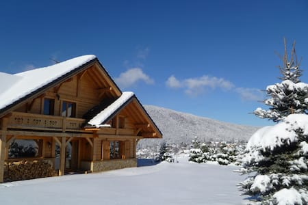 4 cosy Bedrooms in a true chalet! - Villard-de-Lans