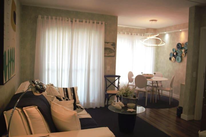 Incrível Apartamento em Alphaville | NOVO