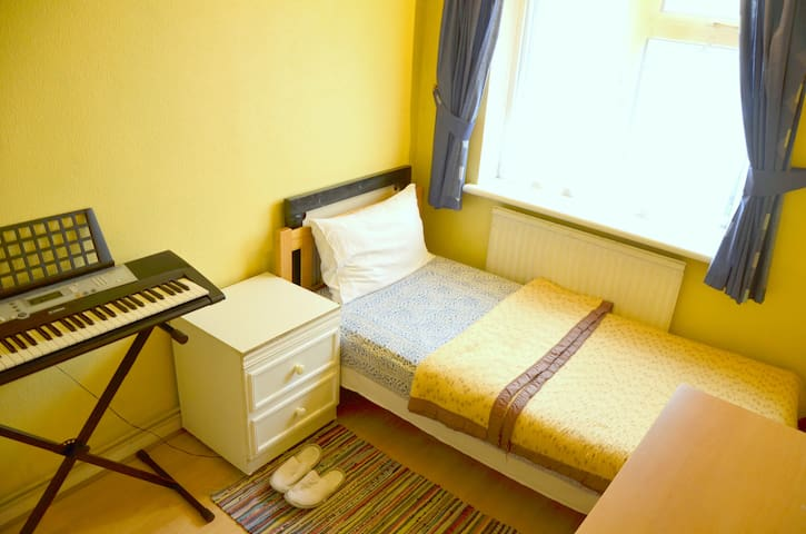 SPACIOUS SINGLE ROOM- LONDON-WEST - Londres