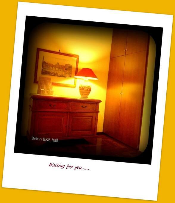 Abbiamo reso il nostro appartamento caldo e confortevole per farti sentire come a casa tua..
