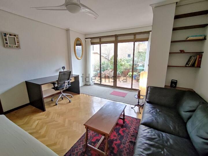 Magnifica habitación-suite con terraza privada