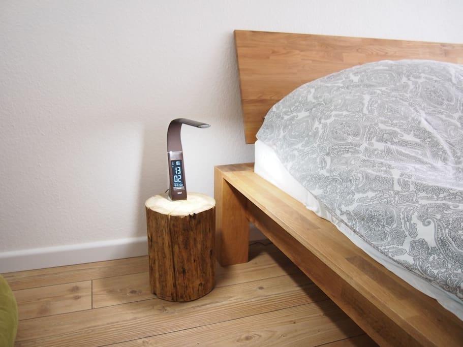Moderne und komfortable Einrichtung