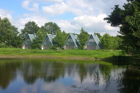 A Pingo House for total relaxation - Twijzelerheide
