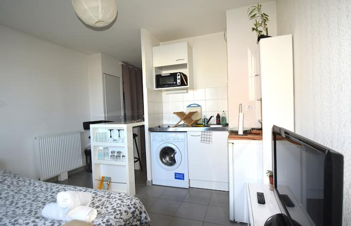 Studio2 Gare St Roch - Air Rental