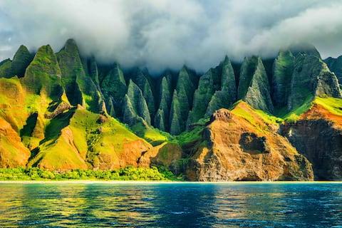 Updated Hawaiiana Charmer ~ Basecamp to Adventure