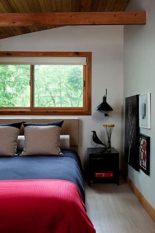 Romantic and stylish upstate cabin - Elizaville - Cabin