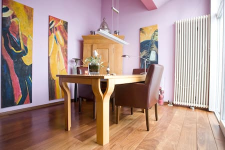 Nice apartment close to airport FFM - Riedstadt - アパート