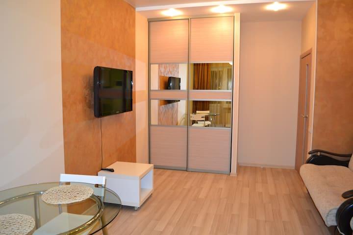 Стильные апартаменты  в центре - Volgograd - Byt