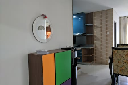 2 Bedrooms Apartment Semanggi for Rent
