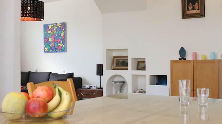 Holiday apartment in Ra'anana, close to Tel Aviv