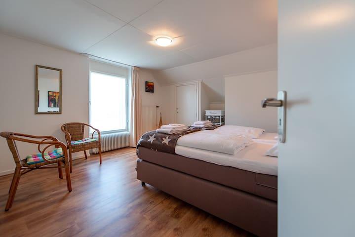 Noorder slaapkamer