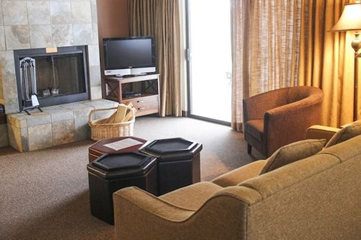 Family Suite - Sleeps 6 - Lake Chelan, Washington - Manson - Kondominium