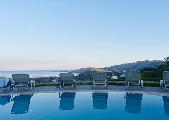 Villa Lindos Star with Private Pool & Sea Views - Lindos - Villa