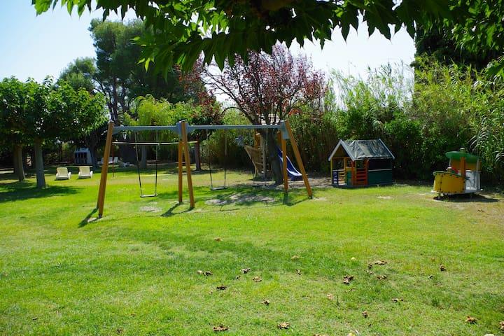 Jolie maison dans un parc arboré de Valras-Plage - Valras-Plage - Ev