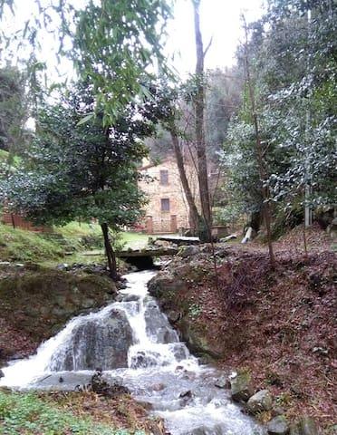 Mulino Leonardo - Lamporecchio - San Rocco - Hus