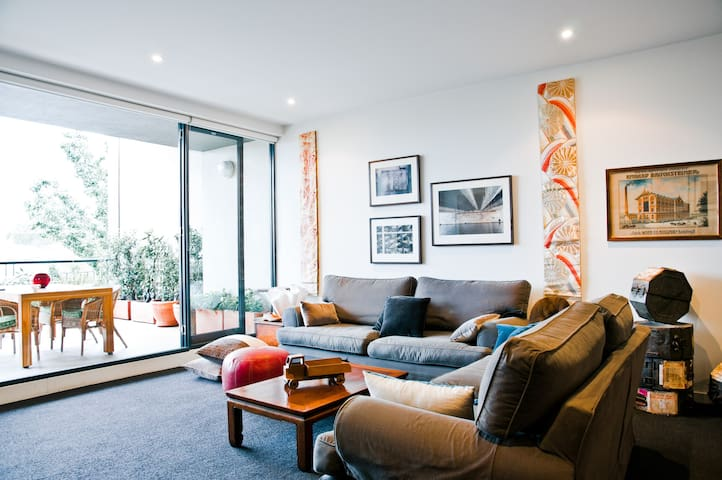 Inner-City with Private Bathroom - Richmond - Flat